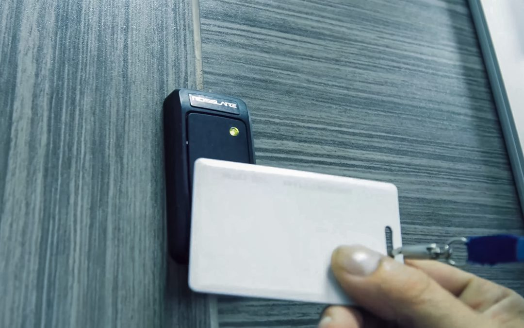 Three Major Advantages of Electronic Key Access Control