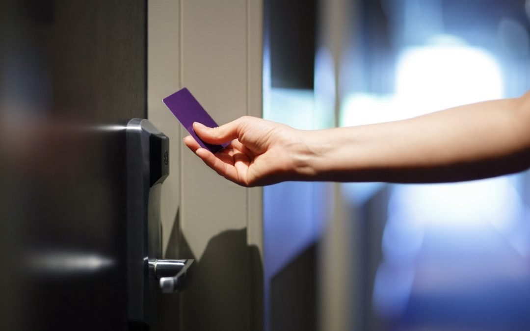 The Five Main Advantages of Having a Card Access System
