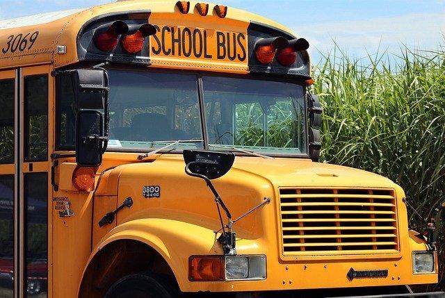 School bus surveillance cameras Dallas